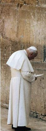 Jan Paweł II w Jerozolimie