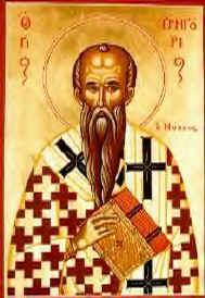 Święty Grzegorz z Nyssy