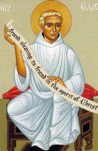 Święty Elred z Rievaulx