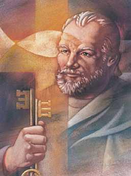 Święty Piotr - pierwszy wśród równych