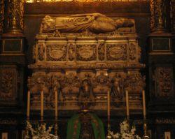 Grobowiec św. Olegariusza