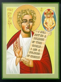 Święty Maksymilian
