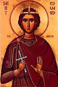 Święty Edward