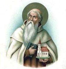 Święty Bertold