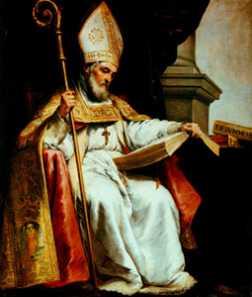 Święty Izydor z Sewilli