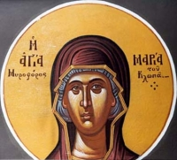 Święta Maria Kleofasowa