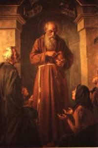 Święty Konrad z Parzham