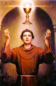 Święty Paschalis Baylon