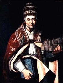 Święty Piotr Celestyn