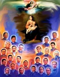 Święci Krzysztof Magallanes i Towarzysze