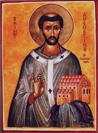 Święty Augustyn z Canterbury