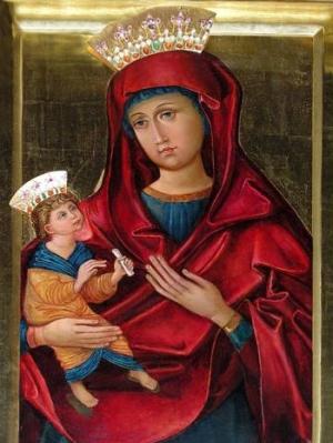 Obraz Matki Bożej Łaskawej (Krzeszowskiej), Królowej Sudetów