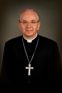 abp Stanisław Budzik, metropolita i ordynariusz archidiecezji lubelskiej