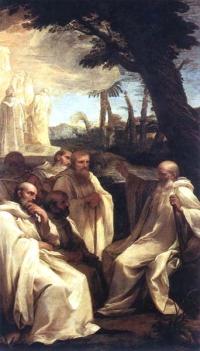 Święty Romuald z Camaldoli