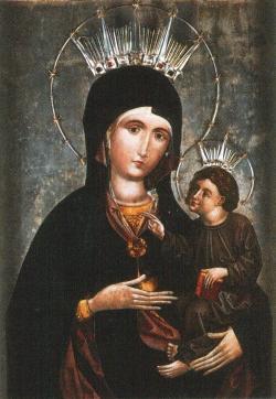 Wizerunek Matki Bożej Opolskiej