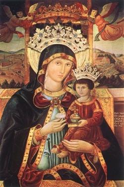 Najświętsza Maryja Panna Świętogórska z Gostynia
