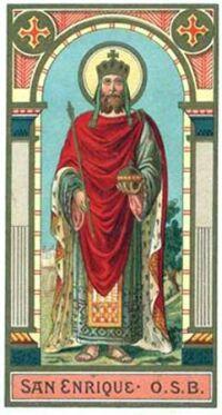Święty Henryk II