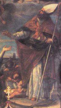 Święty Euzebiusz z Vercelli