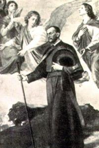 Święty Piotr Faber