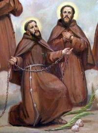 Błogosławieni Agatanioł i Kasjan