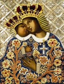 Wizerunek Matki Bożej Kalwaryjskiej