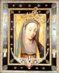 Wizerunek Matki Bożej z Rokitna