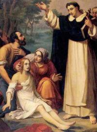 Święty Jacek wskrzesza Napoleona