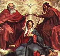 Koronacja Maryi na Królową nieba i ziemi