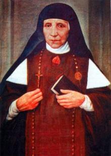 Błogosławiona Maria od Wcielenia (Vincenta Rosal)