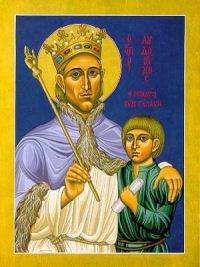 Święty Ludwik IX