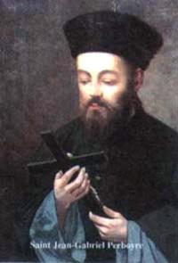 Święty Jan Gabriel Perboyre