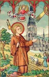 Święty Gwidon z Anderlecht
