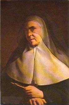 Święta Emilia Maria Wilhelmina de Rodat