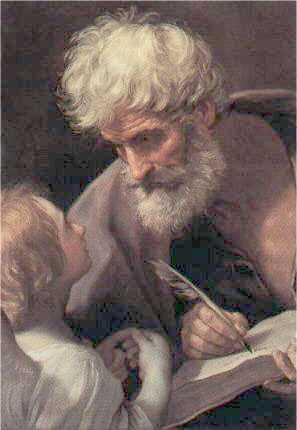 Święty Mateusz