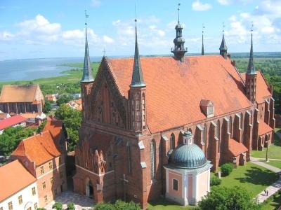.:ILG:. - Czytelnia: 25 września - Katedra we Fromborku