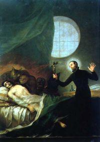 Święty Franciszek Borgiasz