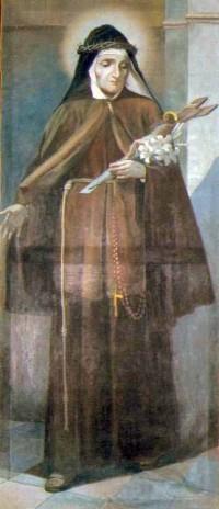 Święta Maria Franciszka od Pięciu Ran Pana Jezusa