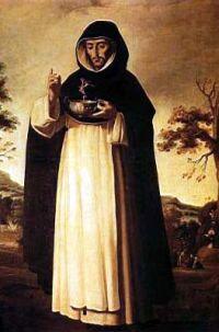 Święty Ludwik Bertrand, apostoł Indian