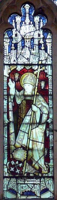 Święty Paulin z Yorku