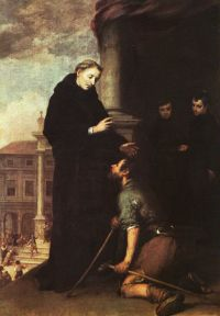 Święty Tomasz z Villanova