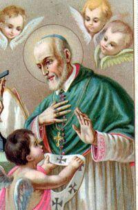 Święty Aleksander Sauli