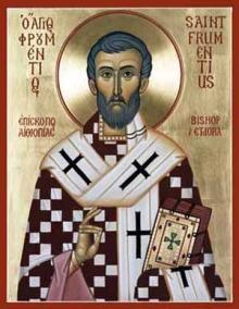 Święty Frumencjusz