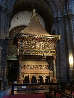 Grobowiec świętych Sabiny, Wincentego i Chrestyny w Avili