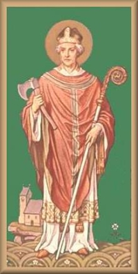 sveti Volbenk (Wolfgang) - škof