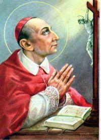Święty Karol Boromeusz