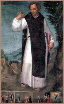 Święty Leonard z Limoges