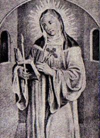 Błogosławiona Łucja a Septifonte