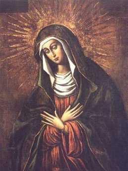 Najświętsza Maryja Panna Ostrobramska