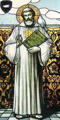 Święty Kolumban Młodszy