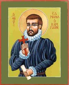 Święty Edmund Campion